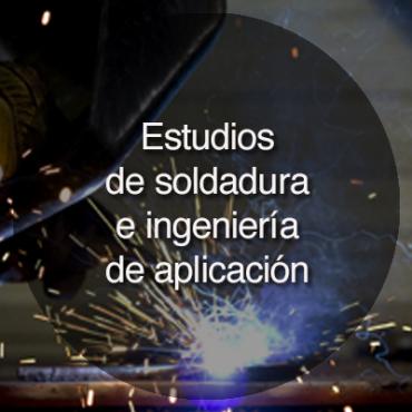 Estudios de soldadura e ingeniería