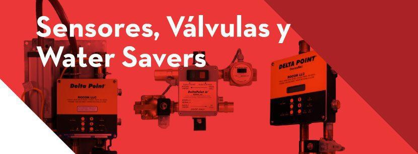 Rocon LLC y BFMéxico: sensores y válvulas de control de agua
