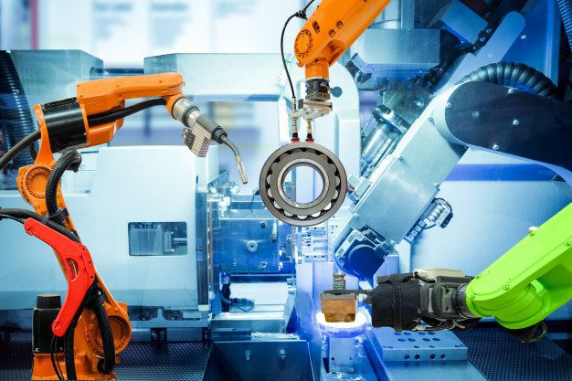 automatización en la soldadura