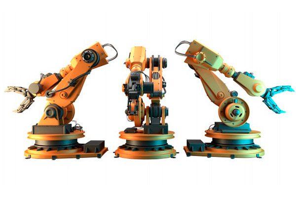 articulaciones de un robot