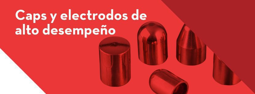 Caps y electrodos en aleaciones de cobre de alto desempeño   Caso de éxito BFMX