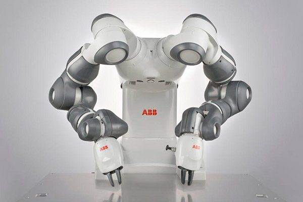 robot doble brazo