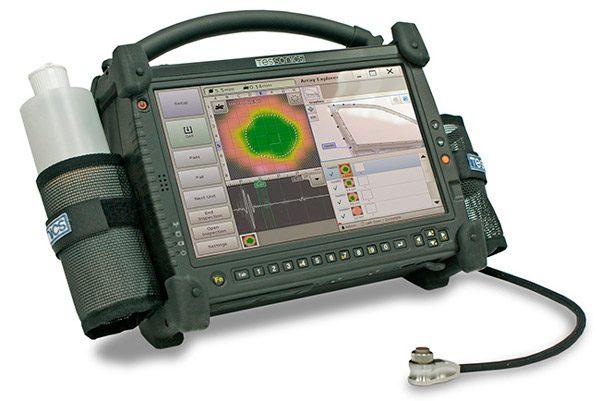 detector de fallas por ultrasonido tessonics