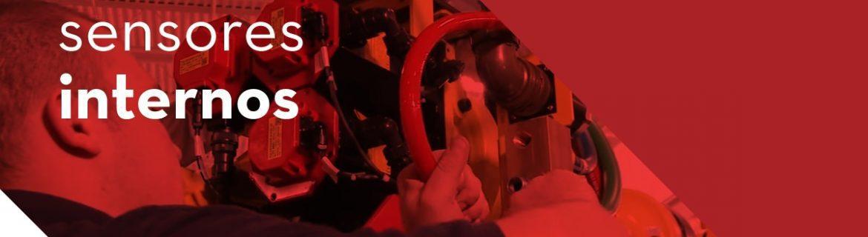 sensores internos de un robot