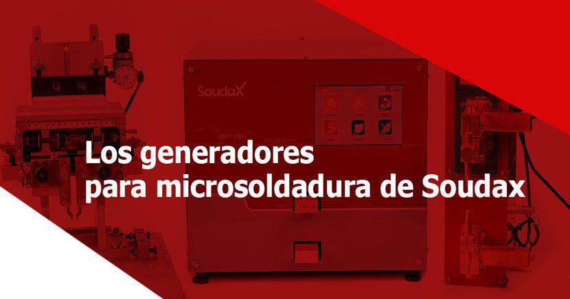 generadores para microsoldadura