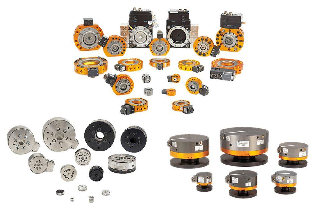 intercambiadores automáticos de herramientas ATI