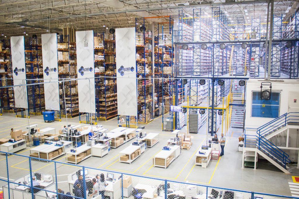 Administración de inventarios con programas CMS