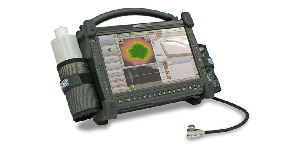analizador de soldadura por ultrasonido