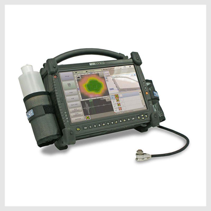 Instrumento de ultrasonido RSWA