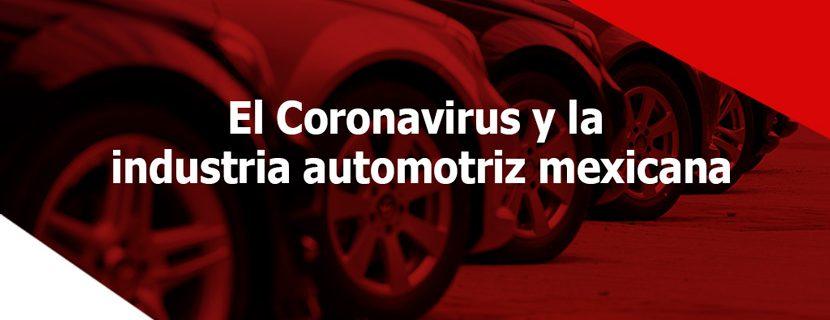 Coronavirus en la industria automotriz