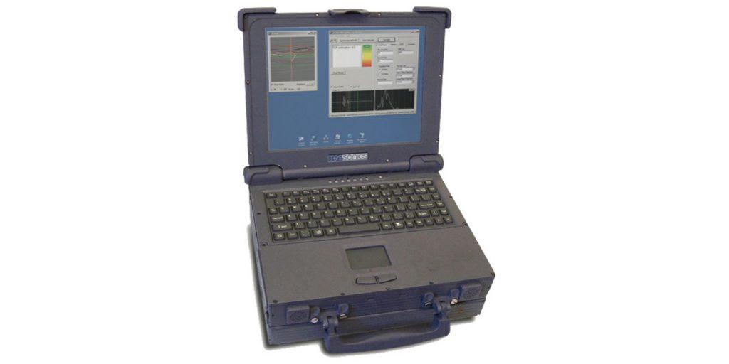 Medidor de ultrasonido IWA para soldadura Tessonics