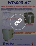 WT6000 AC Weld Control